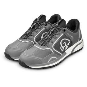 Giesswein Wool Cross X Zapatillas Mujer, gris/blanco